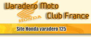 Le Varad�ro moto Club France